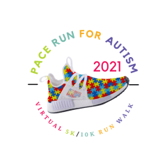 PACE VIRTUAL Run For A Cause registration logo