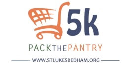 Pack the Pantry 5K - Dedham registration logo