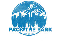 Pack The Park registration logo