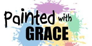 Painted with Grace registration logo