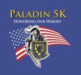 Paladin 5K registration logo
