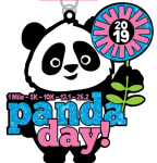 PANDA Day 1 Mile, 5K, 10K, 13.1, 26.2 registration logo