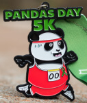 Pandas Day 5K - Clearance from 2017 registration logo