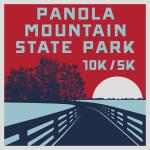 Panola Mountain State Park 10k/5k registration logo
