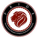 Parker Pride 2M Run registration logo