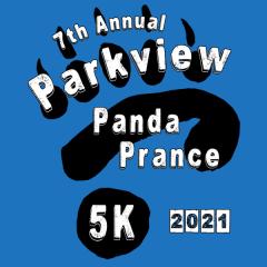 Parkview Panda Prance 5K 2021 registration logo
