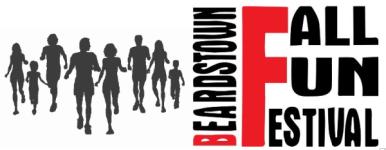 Pat Cowen Beardstown Fall Fun Festival Race registration logo