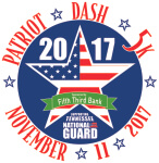 Patriot Dash 5K registration logo