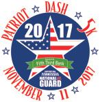 Patriot Dash 5K registration logo