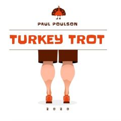 Paul Poulson Turkey Trot registration logo