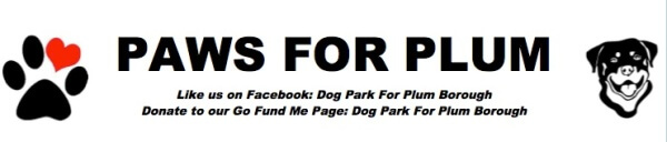 Paws for Plum 1 Mile Dog Walk  registration logo