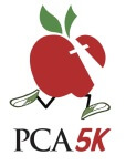 PCA 5K registration logo
