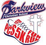 PCS 5K Fun Run registration logo
