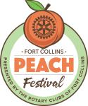 Peach Fest 5k Packet Pickup registration logo