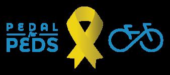 Pedal For Peds registration logo