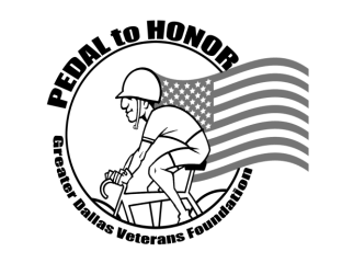 Pedal to Honor Veterans Bicycle Tour registration logo