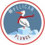 Pelican Lakes Polar Plunge registration logo