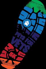 Pets for Vets 5K registration logo