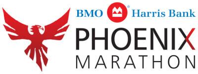 Phoenix Marathon registration logo