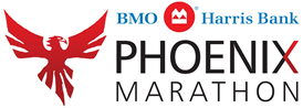 Phoenix Marathon Virtual Race registration logo