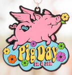 Pig Day 5K & 10K registration logo