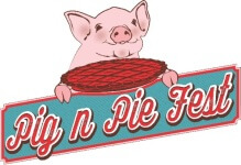 Pig n Pie 5k registration logo