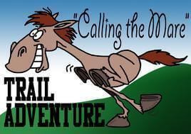 Calling the Mare Trail Adventure registration logo