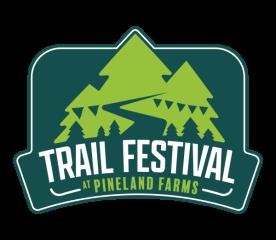 Trail Festival at Pineland Farms registration logo