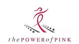 Pink the Promenade - The Power of PINK registration logo