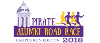 Pirate Alumni 5K registration logo
