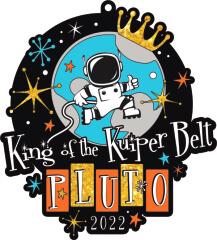 PLUTO King of the Kuiper Belt - Running and Walking Challenge