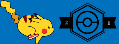 Pokemon Go 5k - Catch for a Cause registration logo