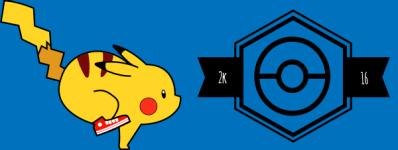 Pokemon Go 5k - Catch for a Cause registration logo