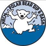 Polar Bear Dip & Dash registration logo
