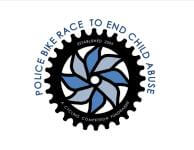 Police Bike Race to End Child Abuse registration logo