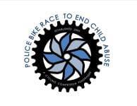 Police Bike Race to End Child Abuse registration logo