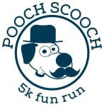 Pooch Scooch 5k registration logo