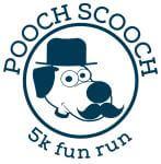 Pooch Scooch 5k registration logo