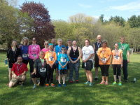Portage Learning Centers Race to the Finish 5K/ 1 Mile Fun Run and Walk registration logo