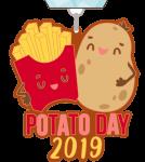 Potato Day 1 Mile, 5K, 10K, 13.1, 26.2 registration logo