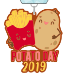 Potato Day 1 Mile, 5K, 10K, 13.1, 26.2 registration logo