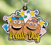 Potato Day 5K/10K registration logo