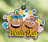 Potato Day 5K/10K registration logo