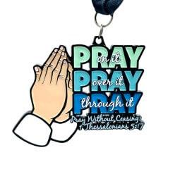 Pray Without Ceasing 1M 5K 10K 13.1 26.2