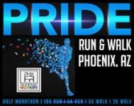 Pride Run & Walk - Phoenix, AZ registration logo