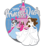 Princess Dash 1 Mile, 5K, 10K, 13.1, 26.2