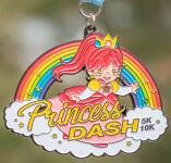 Princess Dash 5K & 10K registration logo
