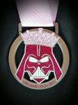 Princess Vader Run registration logo