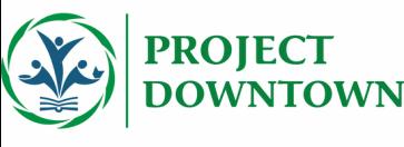 Project Downtown KC registration logo