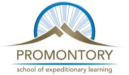 Promontory Family 5K Race registration logo